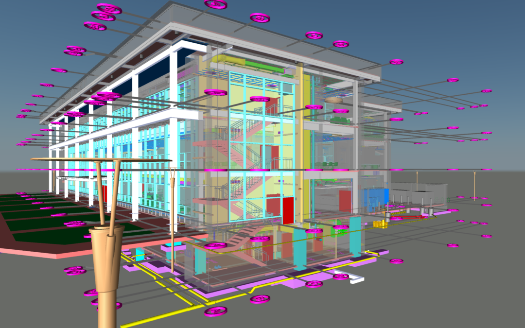 BIM Case Study – Wilmington University